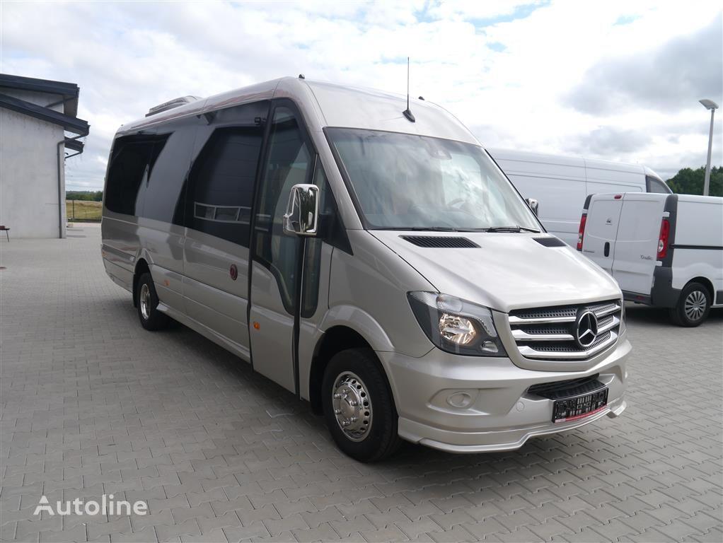 MERCEDES-BENZ Sprinter 519 CDI,24 Plätze Komfort-ViP, XXXL-Verlänerung,Klima,  putnički minibus