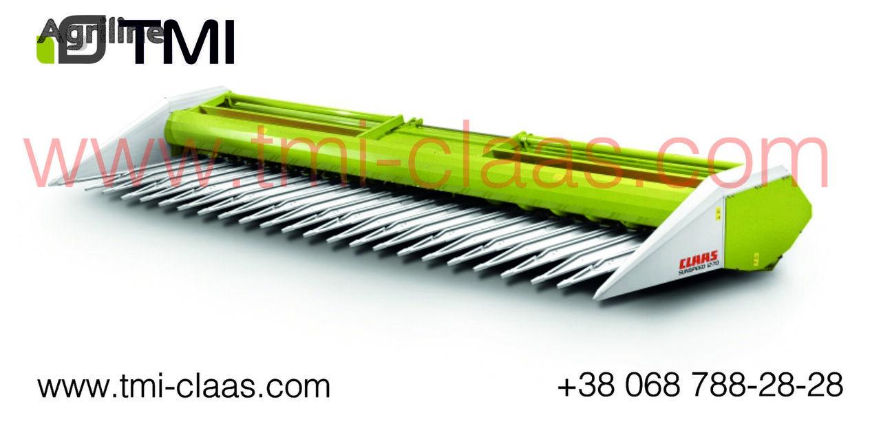 nova CLAAS SUNSPEED 12-70 adapter za žetvu suncokreta