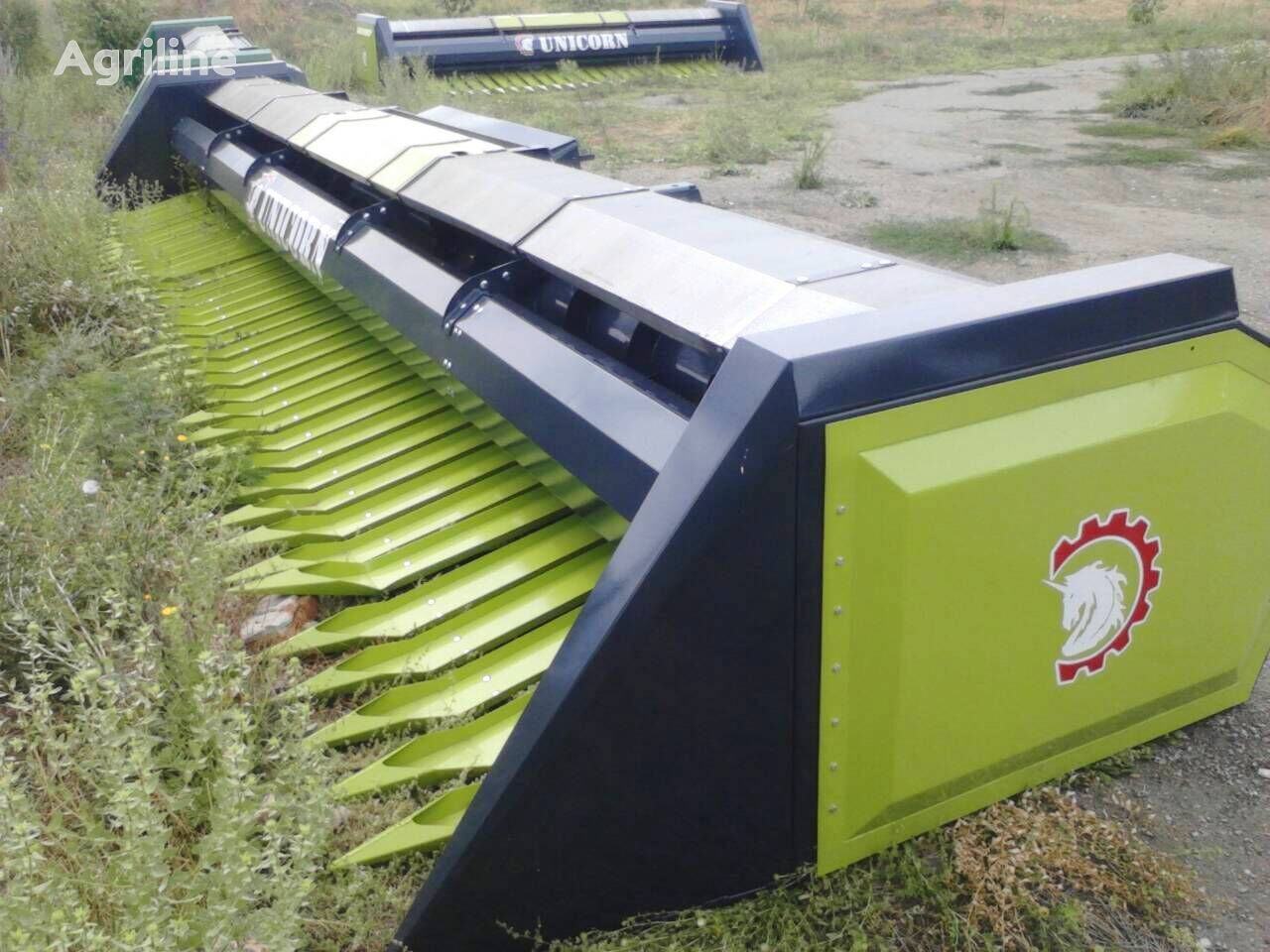 nova CLAAS Yunikorn 6-9 metrov adapter za žetvu suncokreta