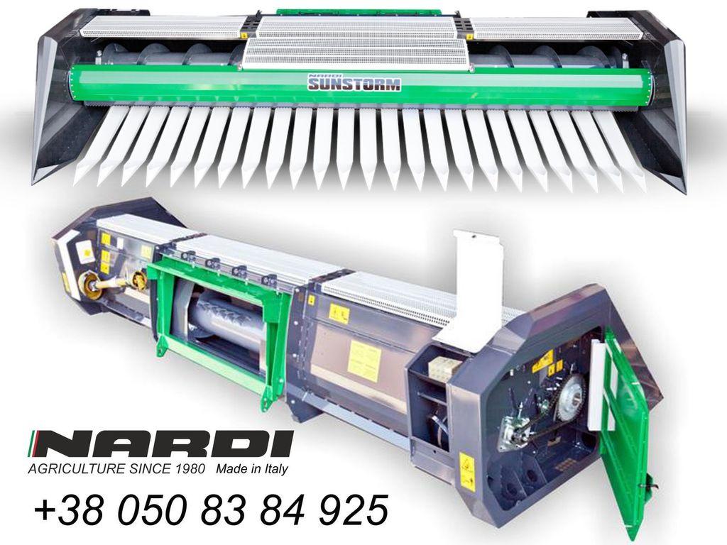 nova NARDI SFH 600 adapter za žetvu suncokreta
