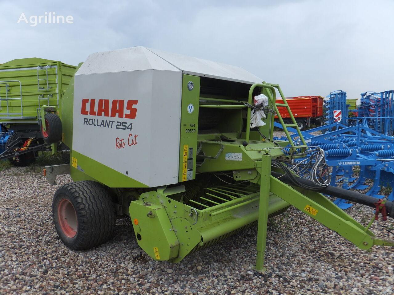 CLAAS Rollant 254 balirka za okrugle bale
