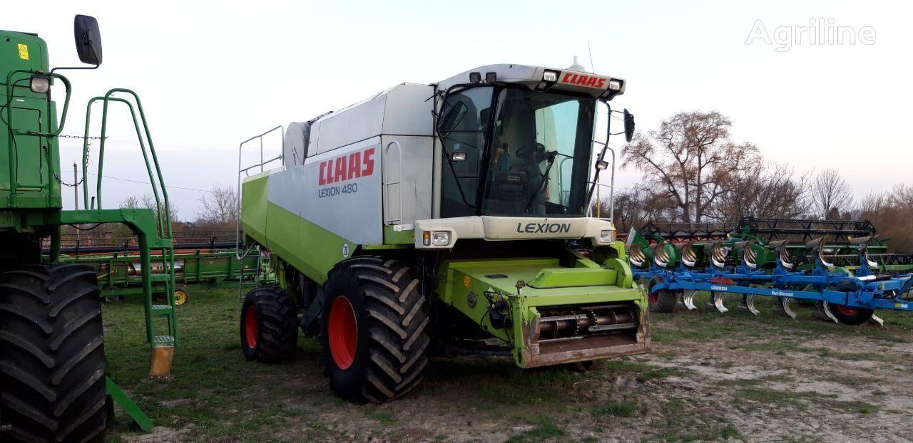 CLAAS Lexion 480 krmni kombajn