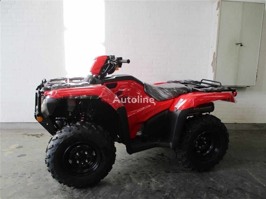 HONDA TRX 500 FE Ring og få et super tilbud mini traktor