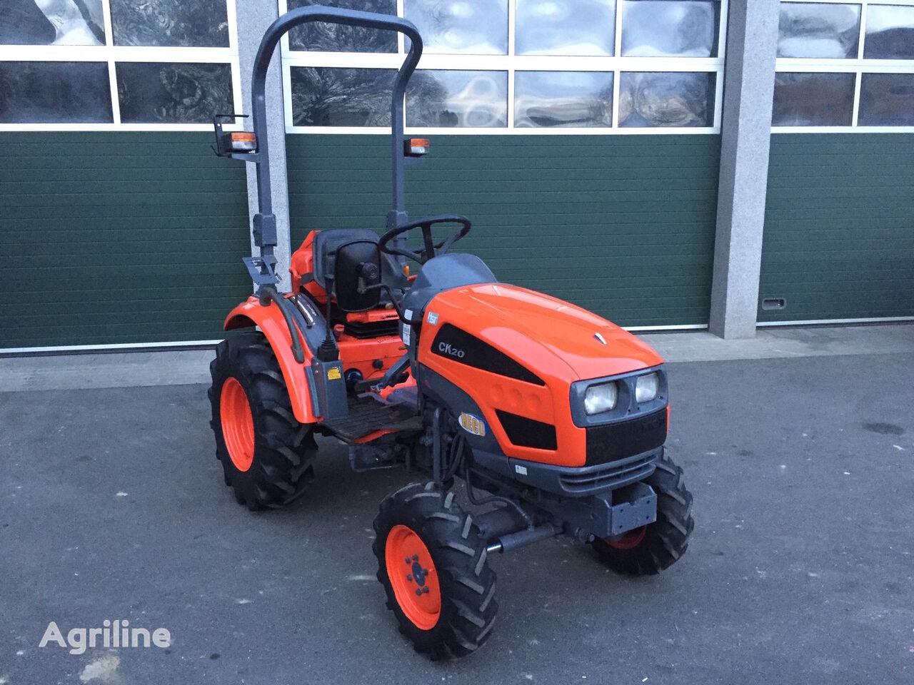 KIOTI CK20 mini traktor