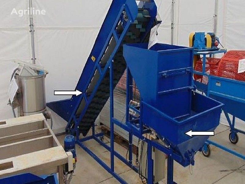 ROLMET WE-1 weighing machine punilica kontejnera