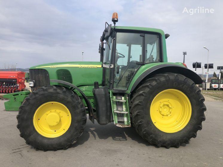 JOHN DEERE 6920 traktor na kotačima