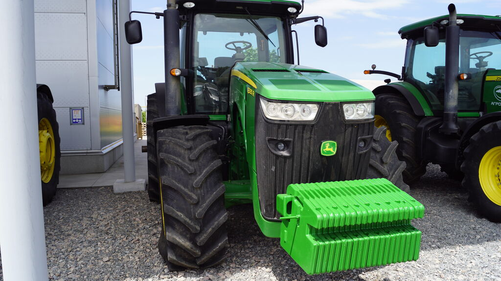 JOHN DEERE 8335R traktor na kotačima