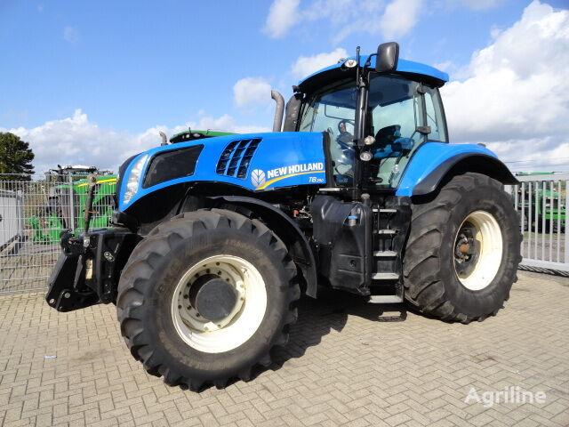 NEW HOLLAND T 8.390 PC traktor na kotačima