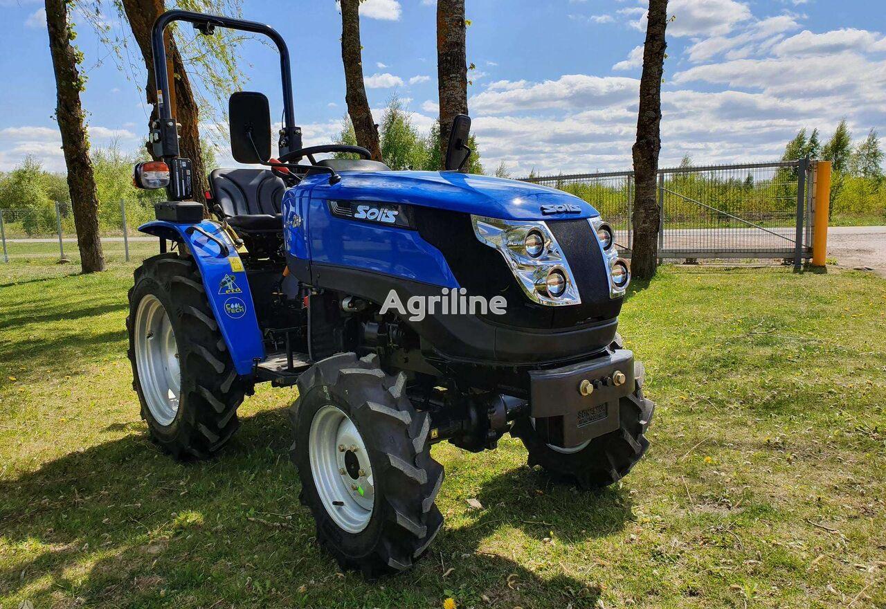 novi SOLIS 20, tractors vinogradarski traktor