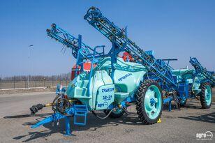 BERTHOUD  Tracker 3200 3200 liter tank, 18m boom, eductor, Berthoud DP Tr vučena prskalica