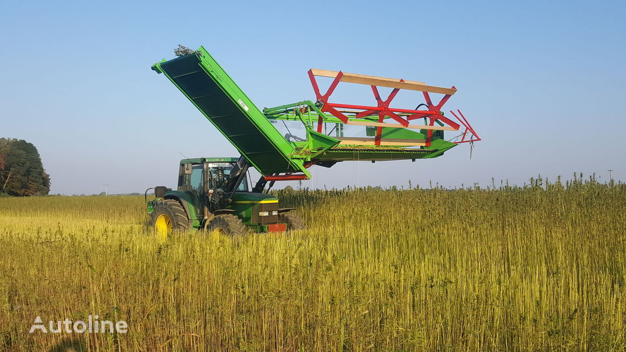 nova Hemp harvesting header HHH 3,5 žetelica