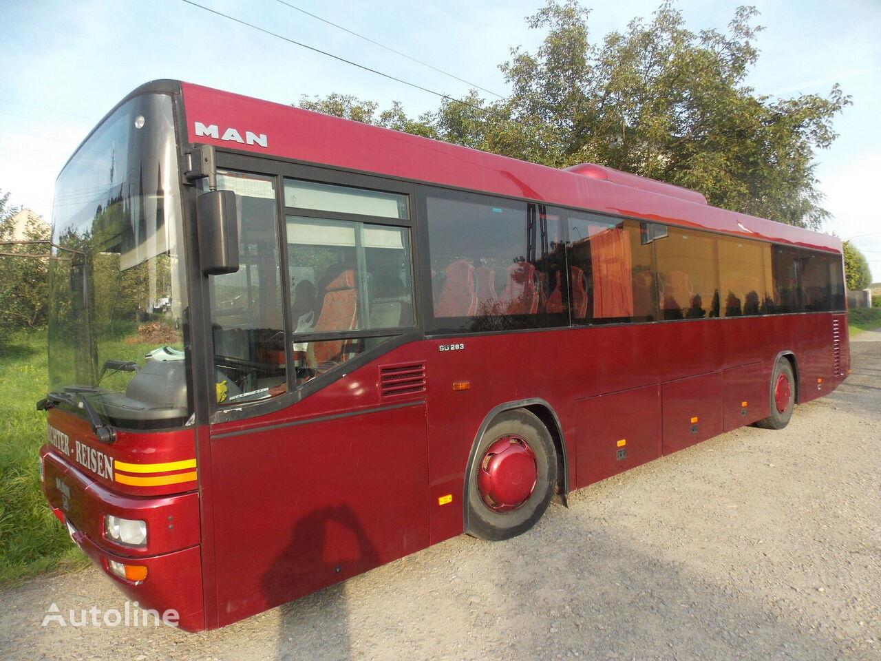 MAN SU 283 A72 263 Midi 469 prigradski autobus