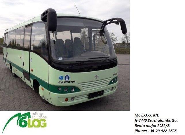 TOYOTA Caetano prigradski autobus