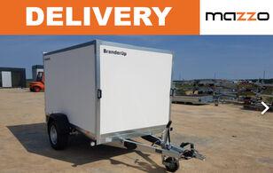 nova Brenderup Cargo 7260 B + double rear door furgon prikolica
