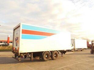 DON BUR Drawbar Box Trailer furgon prikolica