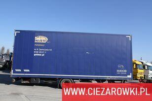 ROHR Acord PC4500 , 8,2m , 20 epal , wabco , double bolt , 1 owner  furgon prikolica