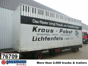 SOMMER AC 160 TVL furgon prikolica
