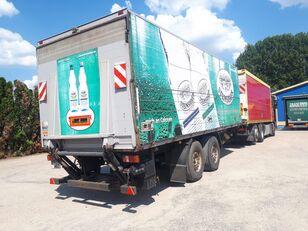 SOMMER Boese Tail Lift Tandem Drinktransporter furgon prikolica