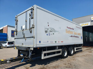 WÖZ Anhanger Tandem ISO Anhänger + LBW 2500 KG furgon prikolica