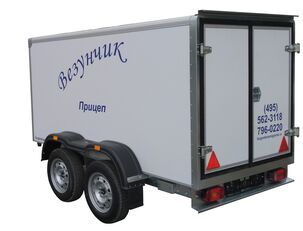 nova ИСТОК Исток 3792M2 furgon prikolica
