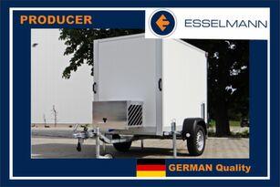 nova Esselmann FT1 chłodnia izoterma furgon chłodniczy izotermna prikolica