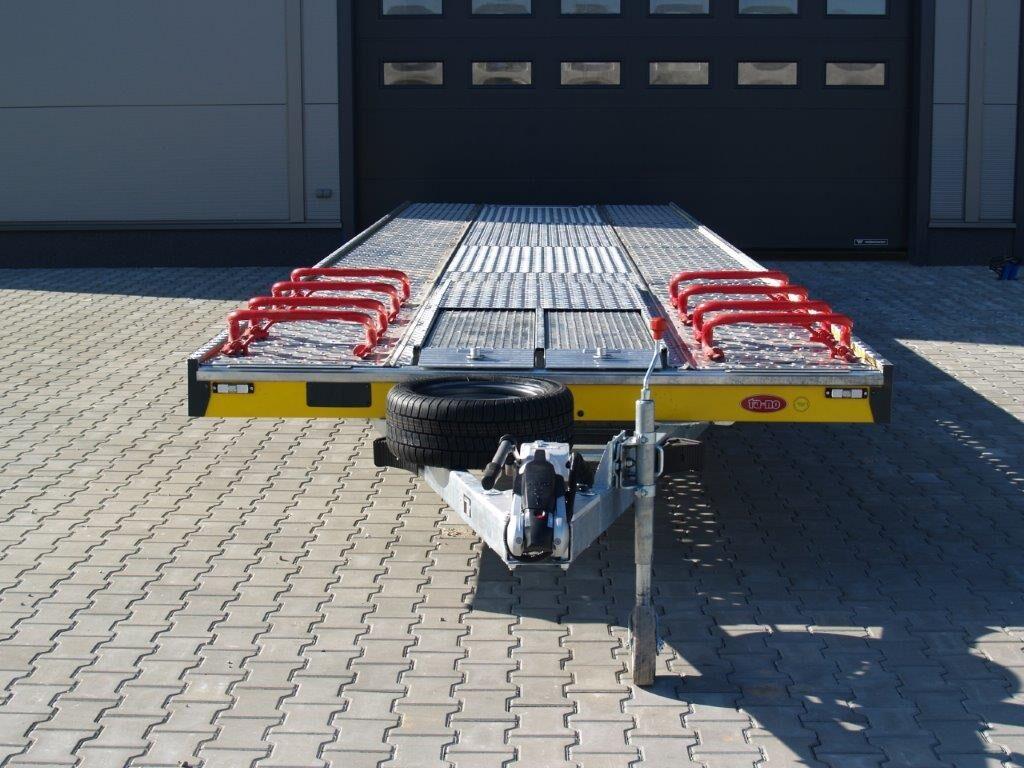 nova TA-NO Autotransporter TRIO 35.85FT PREMIUM prikolica autotransportera