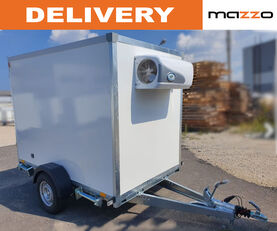 nova NIEWIADOW Mobile fridge 250x150x180 gvw 1300kg prikolica hladnjača