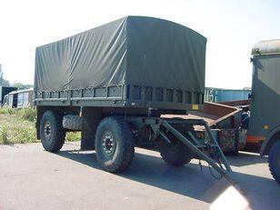 TITAN 65R2B / TLR CGO 5T 4W prikolica sa ceradom