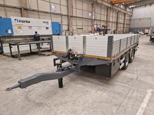 nova EROGLU Truck Trailer  prikolica sa ravnom platformom