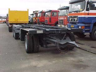 GROENEWEGEN RARCS-10-18 / Wisselbakken prikolica za kontejnere