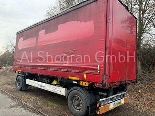 KRONE AZ DB07L Mit Aufbau prikolica za kontejnere