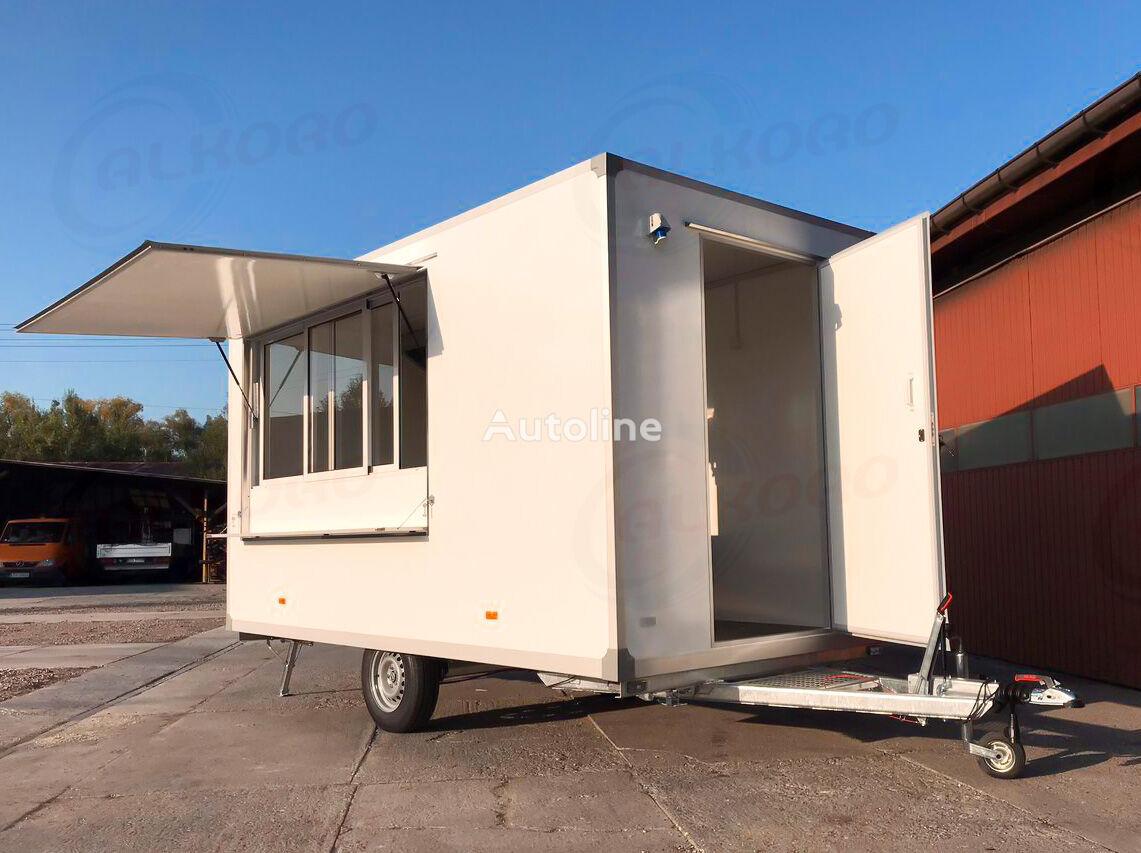 nova ALKORO 4M SS nowa przyczepa gastronomiczna   catering trailer prodajna prikolica