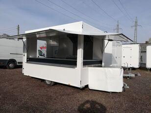 nova BANNERT IMBISS, Food Truck, Handlowa, Gastronomiczna prodajna prikolica