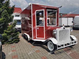 nova BODEX przyczepa handlowa, mobilna gastronomia, Verkaufsanhänger, Cater prodajna prikolica