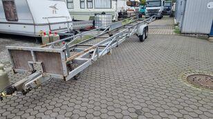 Barthau für Langmaterial Nutzlast 2520 kg šumarska prikolica