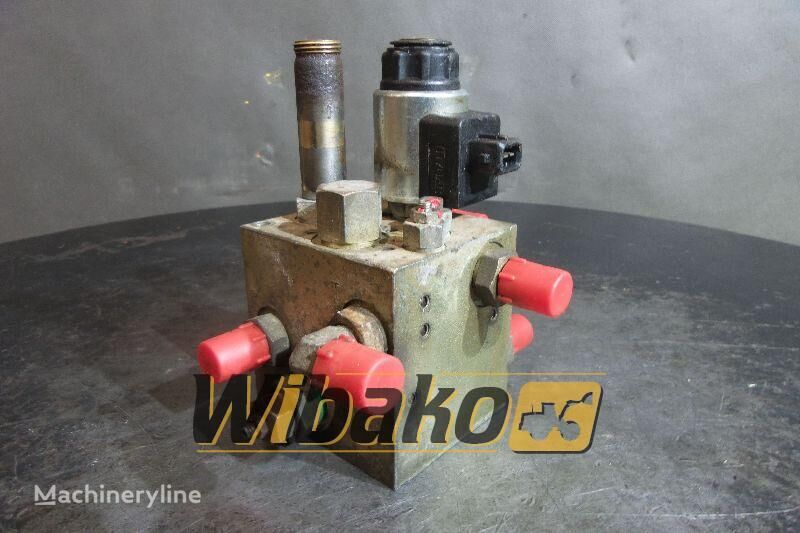 Flutec 3013452 hidraulični razvodnik za bagera