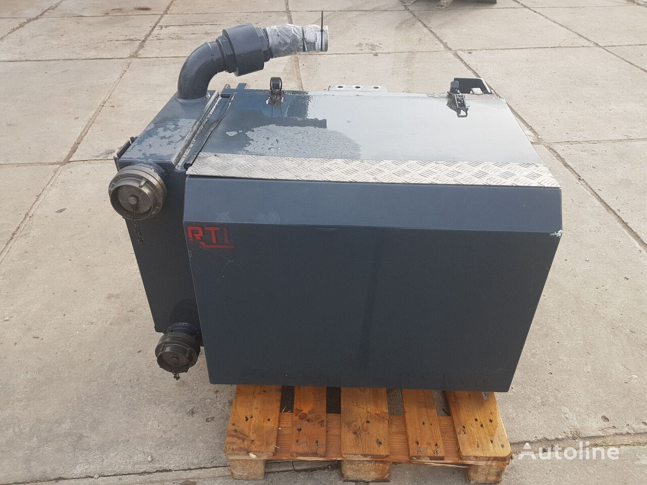 BLOWER GARDEN DENVER T5CDL12 klipni kompresor za cisterne