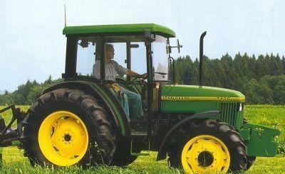 krajnji pogon za JOHN DEERE 5400  traktora