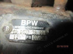 BPW (02.0327.38.00) membranska opruga kočionog cilindra za VOLVO tegljača