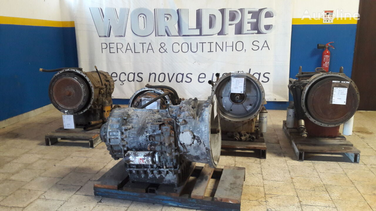 VOLVO VT 1906PT / PT 1662 / ZF 5HP 500 mjenjač za VOLVO zglobnog dampera