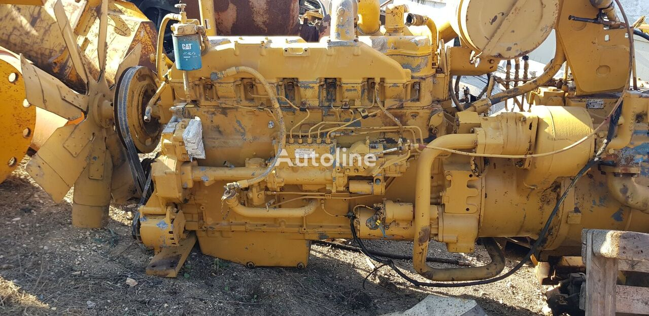 CATERPILLAR 3406B Série 70V motor za prednjeg utovarivača