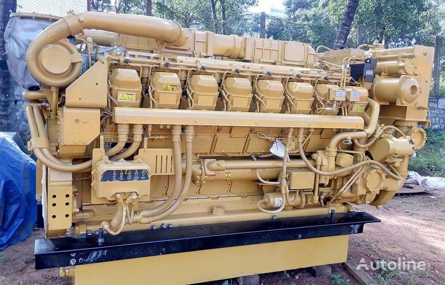 novi CATERPILLAR 3516 C-HD / SCAC motor za CATERPILLAR CAT 3516CHD / SCAC kampera