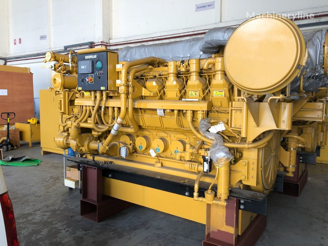 novi CATERPILLAR 3516C HD motor za CATERPILLAR 3516C-HD generatora