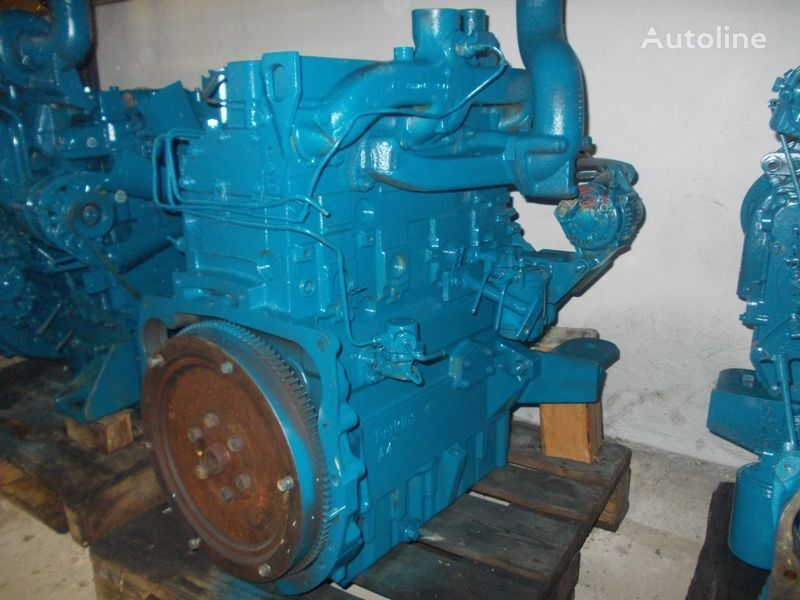 CATERPILLAR 428 C motor za kombinirke