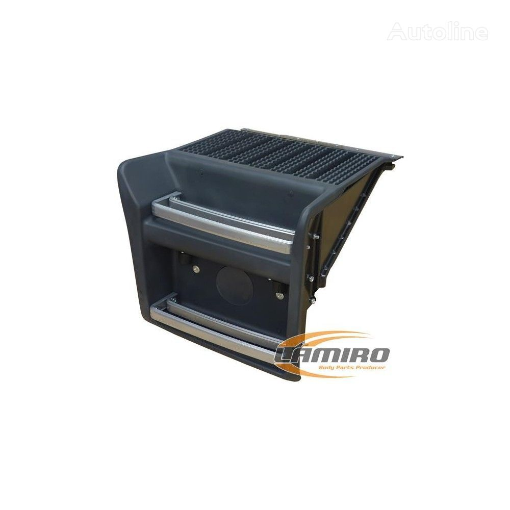 nova SCANIA 4 BATTERY COVER WITH STEPS SET papuča za SCANIA SERIES 5 (2003-2009) kamiona
