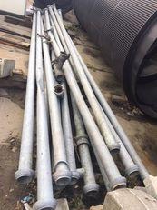 Rury do deszczowni, pipes 100mm, 14szt, 84m BAUER rezervni dio za sustava za navodnjavanje