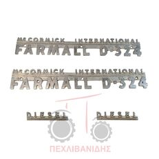 SEMA KAPO rezervni dio za INTERNATIONAL MCCORMICK FARMALL D-324 traktora
