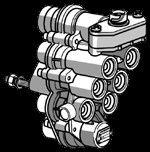 4-H KONTURNIY ZAHISTNIY KLAPAN   IVECO KNORR (AE4502, K011931) rezervni dio za IVECO STRALIS kamiona