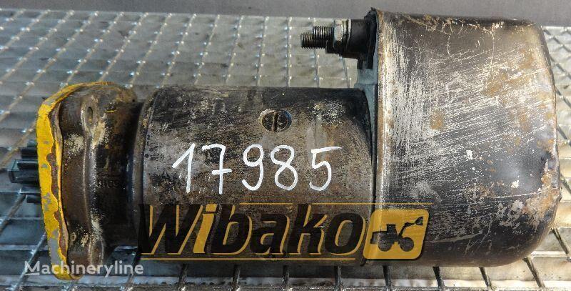 BOSCH starter za HANOMAG 60E ostalih građevinskih strojeva
