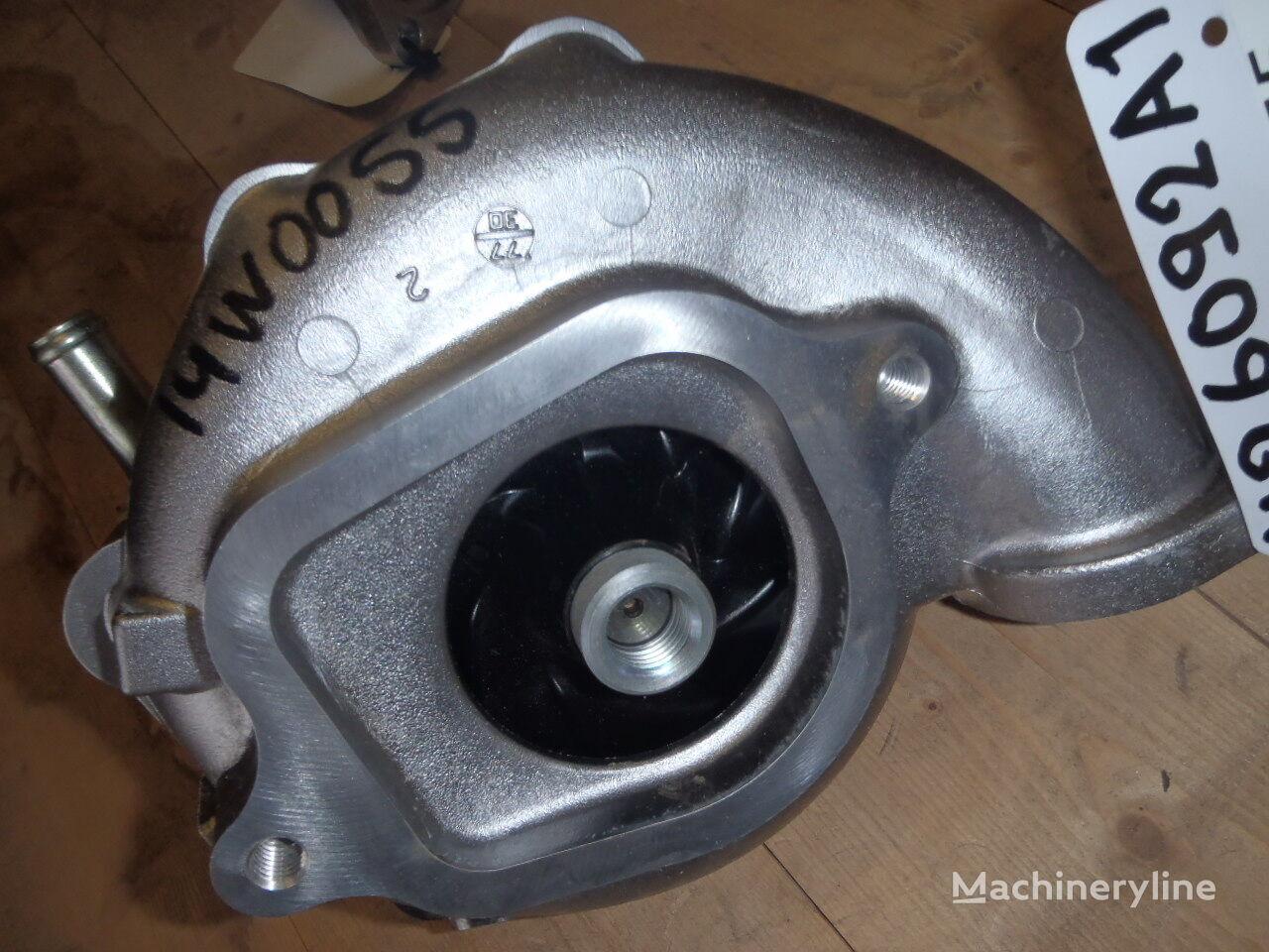 novi CASE turbokompresor motora za CASE ostalih građevinskih strojeva